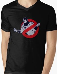 Space Ghost Mens V-Neck T-Shirt