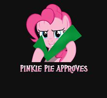 pinkie pie approves  Unisex T-Shirt