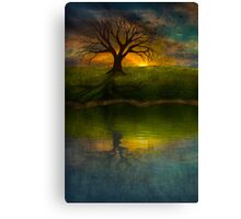 Silent Tree I Canvas Print