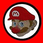 Mario Bros. Nintendo by CultureCloth