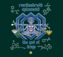 Marihashmeth Opicocacid - the god of drugs  by av9618