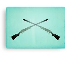 Got Guns? Canvas Print