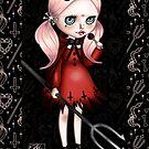 Little Krampus by Miss Cherry  Martini