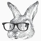my cool rabbit illustration shirt by Kanjiz by derickyeoh