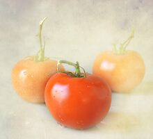 You say tomato... by Anki Hoglund