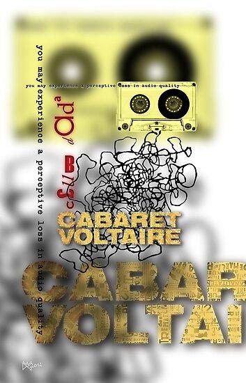 club dada - cabaret voltaire by dennis william gaylor