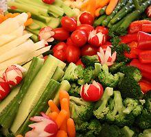Vegetables by SoftlyFalling