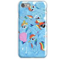 Rainbow Dashed iPhone Case iPhone Case/Skin