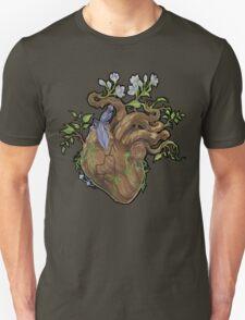 Heart - Wood T-Shirt