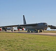 B-52 BUFF by Bairdzpics