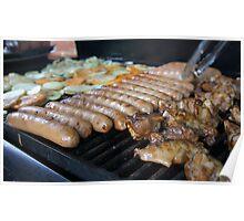 the sausage turner Poster