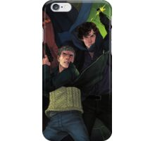 POWER COUPLE iPhone Case/Skin