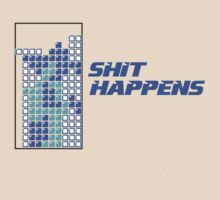 Shit Happens in Tetris by Vojin Stanic