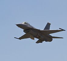 F-16 Gear up by Bairdzpics