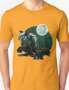 Werecat's night T-Shirt