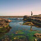 Coal Cliff Pools, Wollongong | NSW Australia by Daniel Watts