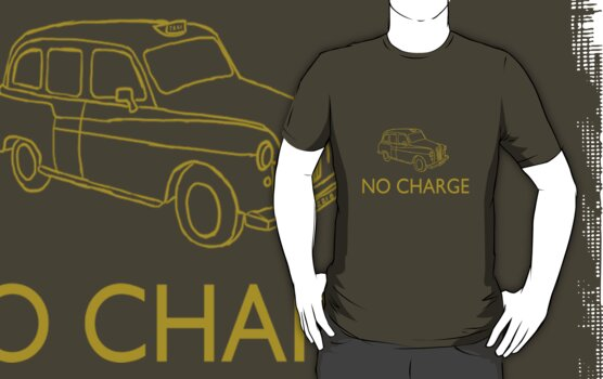 No charge, bro. by lettersbytens