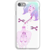 cant catch my breath iPhone Case/Skin