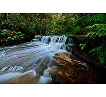 Jamison Creek. (24-2-12) Photographic Print