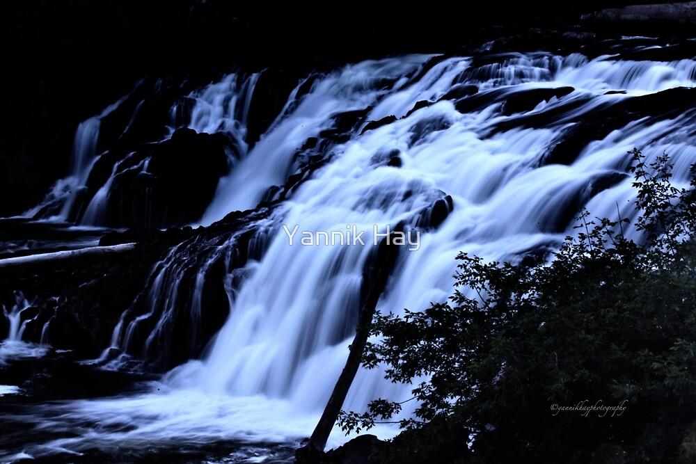 Petite Nation Falls - Gatineau by Yannik Hay