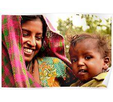 Joys of Motherhood Poster