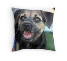 Warrnambool Dog Show Throw Pillow