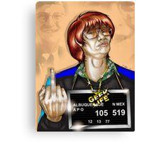 Bill Gates: Geek Life Canvas Print