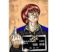 Bill Gates: Geek Life Photographic Print