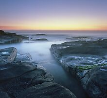 """Into the Fog"" ∞ Woody Head, NSW - Australia by Jason Asher"