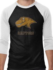 Isla Nublar Raptors Men's Baseball ¾ T-Shirt