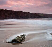 Rocky bay by Edwin O' Sullivan