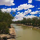"""The Murrumbidgee River"" by evansoz"