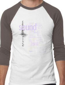 SOUND Men's Baseball ¾ T-Shirt