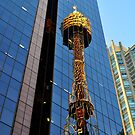 Sydney Tower by Raoul Isidro