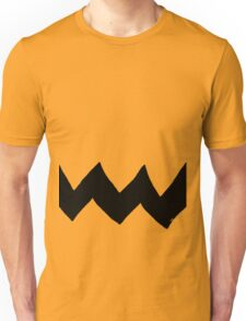 charlie brown Halloween costume  Unisex T-Shirt