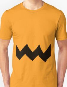 charlie brown Halloween costume  T-Shirt