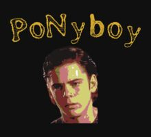 Pony boy Curtis Greaser by Tia Knight