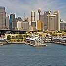 Three Centuries of Sydney by TonyCrehan