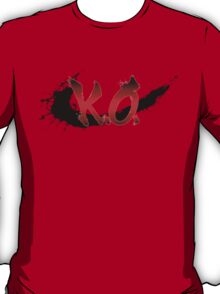 Street Fighter K.O. T-Shirt