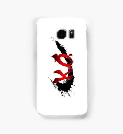 Street Fighter K.O. Samsung Galaxy Case/Skin