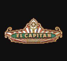 El Capitan by 24hrArtyPeople