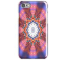 Fractal Kaleidoscope iPhone Case/Skin