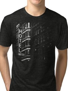 Hotel Chelsea #1 Tri-blend T-Shirt