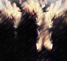 The Weather Men [Digital Figure Illustration] by Grant Wilson