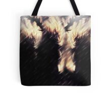 The Weather Men [Digital Figure Illustration] Tote Bag