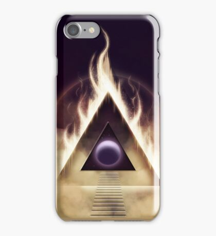 Unseen Through The Glass iPhone Case/Skin