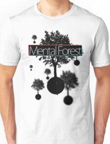 Free Floating Trees Unisex T-Shirt