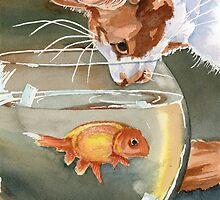 Gone Fishin' by Marsha Elliott