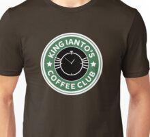 Ianto coffee club Unisex T-Shirt