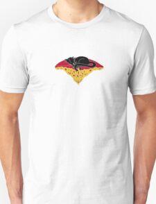 Black Cat on a Celtic Cushion Tee T-Shirt